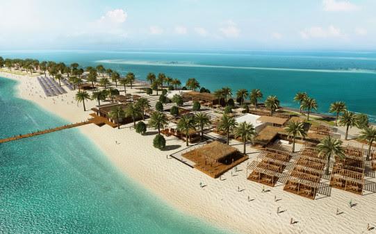 MSC ö vid Abu Dhabi
